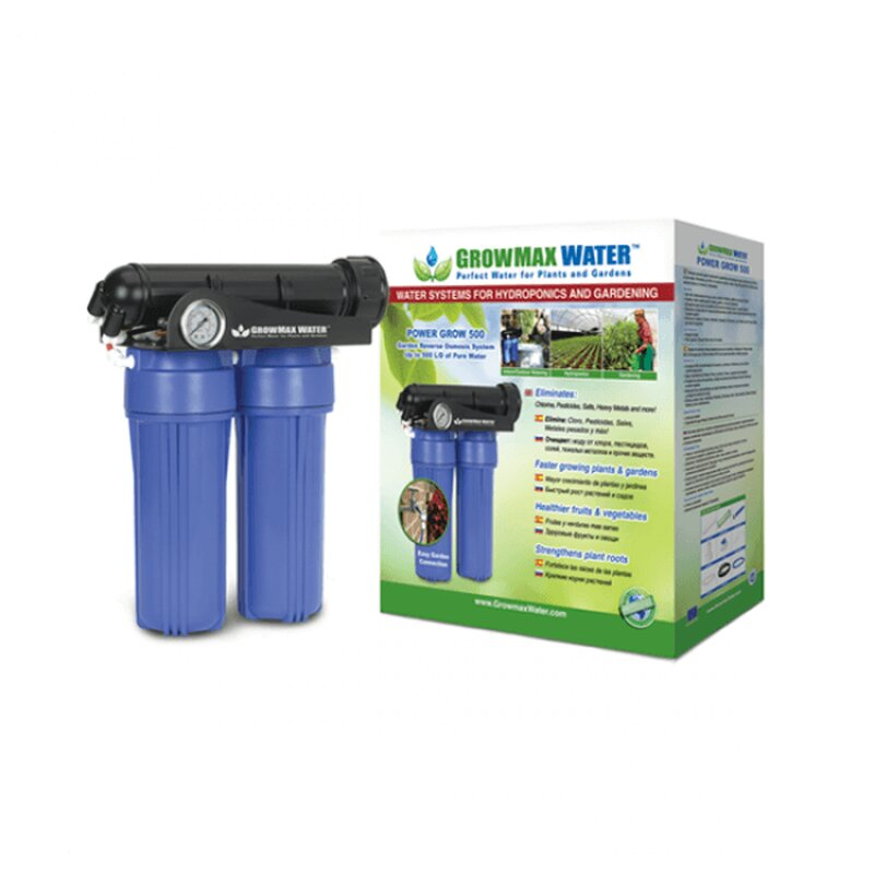 GrowMax Water Power Grow 500, Umkehrosmoseanlage