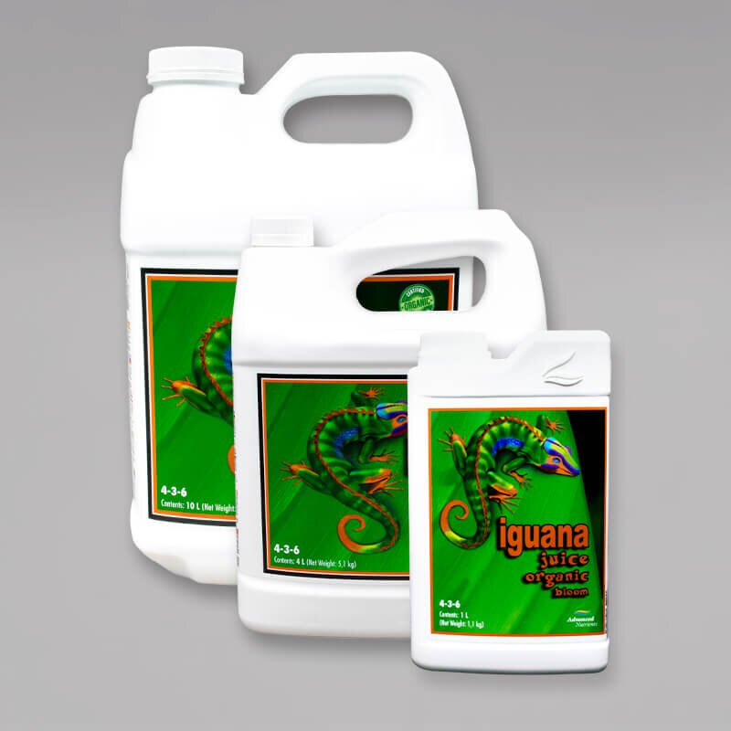 Advanced Nutrients Iguana Juice Organic Bloom 1L oder 5L