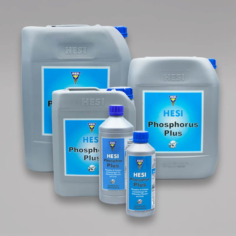 HESI Phosphor Plus, 500ml, 1L, 5L, 10L oder  20L