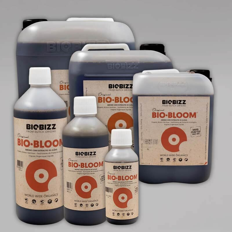 Biobizz Bio Bloom, 500ml, 1L, 5L oder 10L