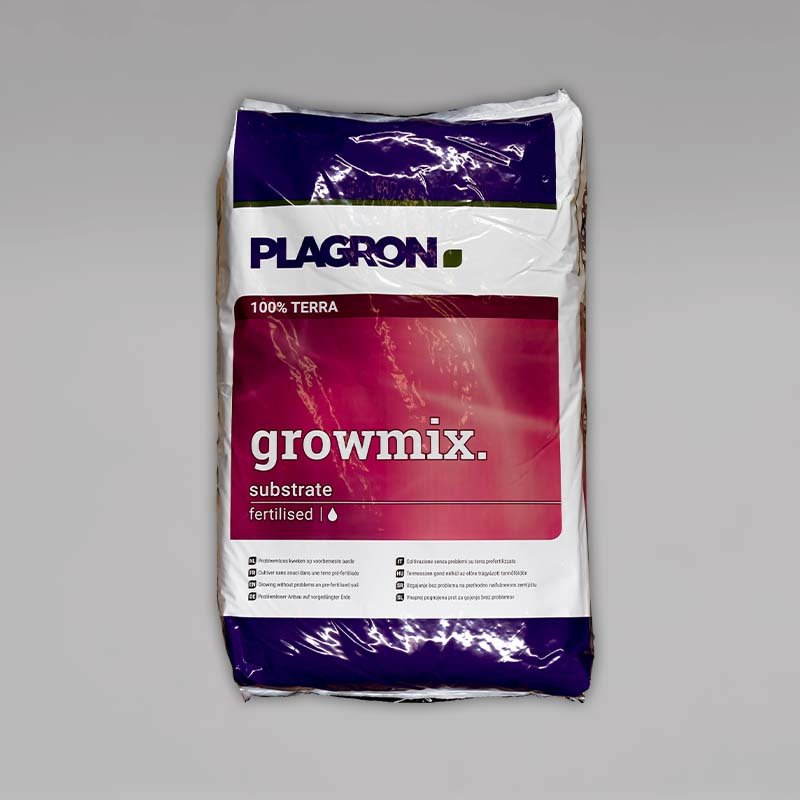 Plagron Grow Mix 25L-50L
