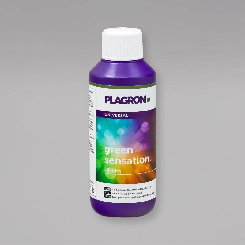 Plagron Green Sensation 100ml, 250ml, 500ml, 1L oder 5L